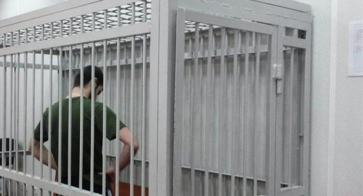 Осужденный террорист
