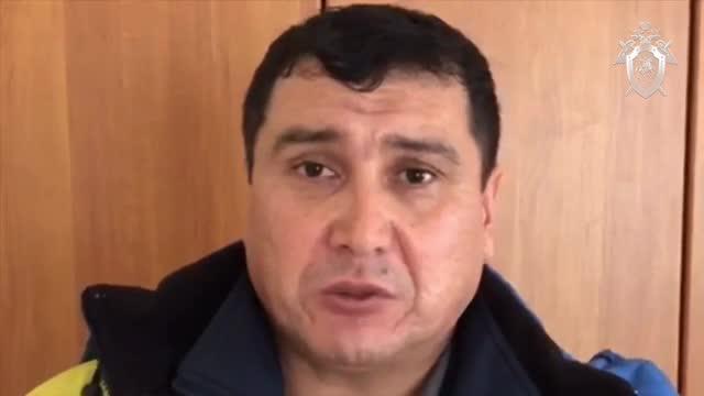 Казбулатов террорист