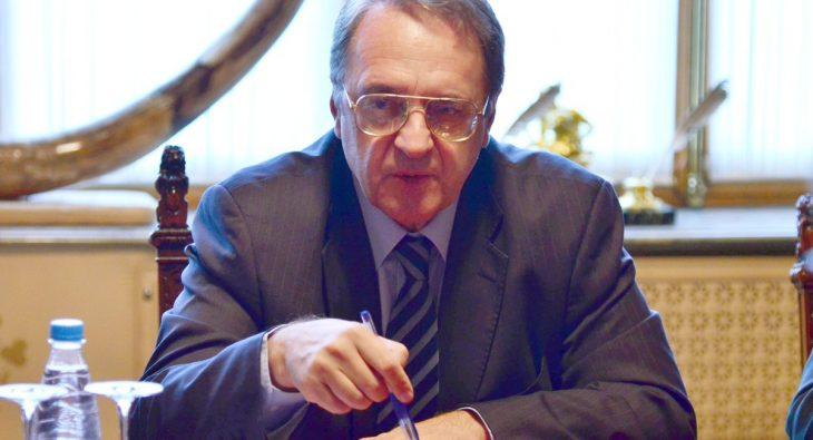 МИД Богданов