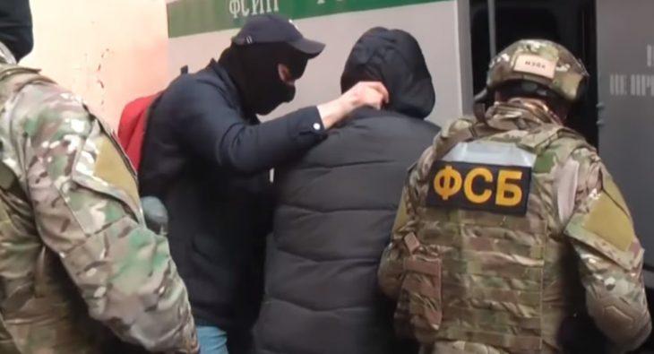 Задержание Хизб ут-Тахрир аль-Ислами