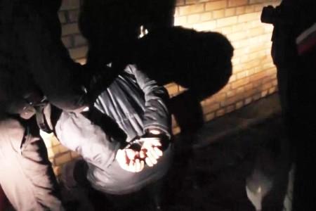 Задержание вербовщика ИГИЛ