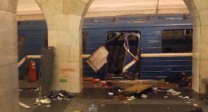 Теракт в метро