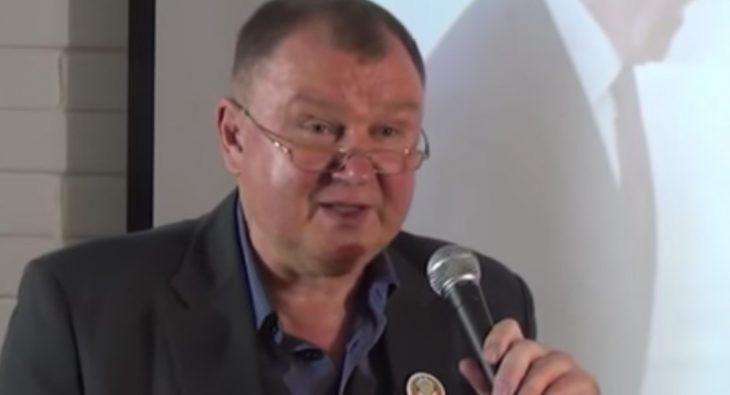 Сергей Тараскин СССР