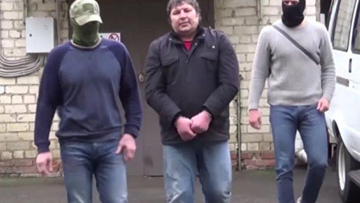 Задержание террориста