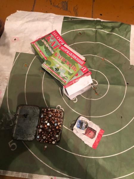 У жителя Челябинска обнаружен арсенал оружия
