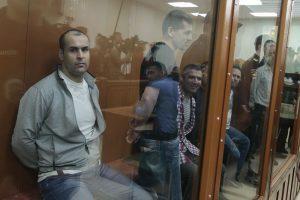 Террористы из Таджикистана