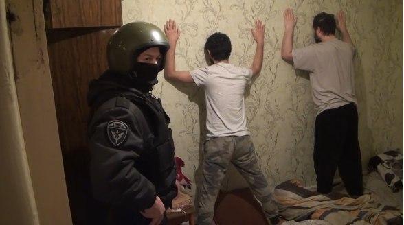 Задержание финансиста ИГИЛ
