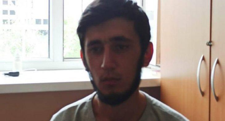 задержанный за финансирование терроризма