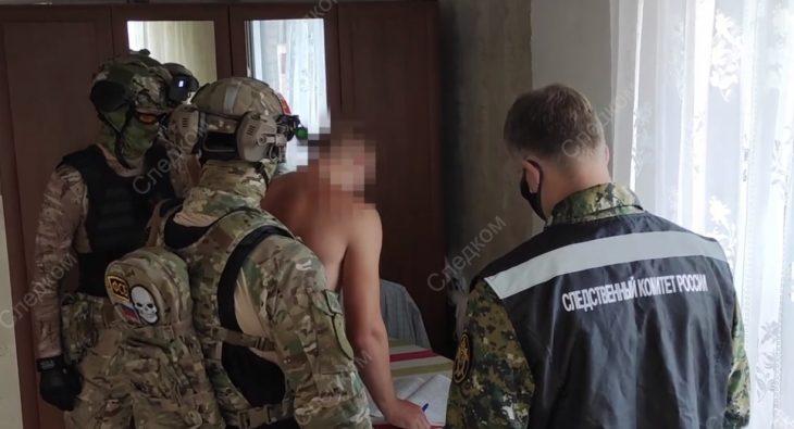 Задержание в Белгороде