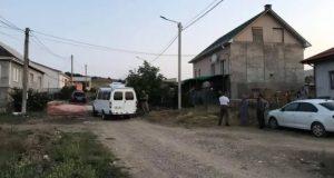 Крым обыск