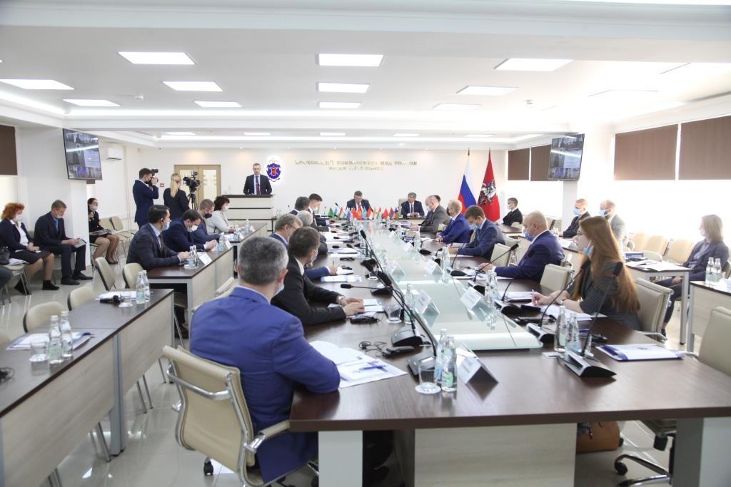 В Москве прошла международная конференция по проблеме распространения идеологии экстремизма